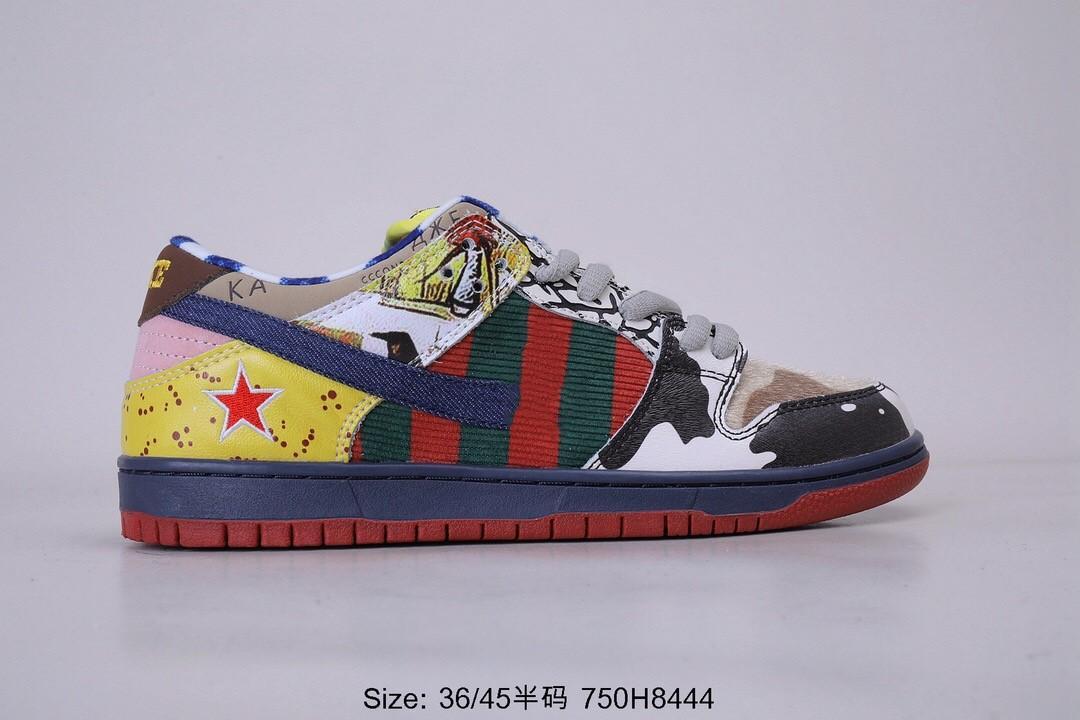 2020 nuovo modo Skate Shoes Giallo Rosso Tannino splicing Mens scarpe da corsa per una buona qualità degli uomini piede ritiene comoda molle delle scarpe da tennis di sport
