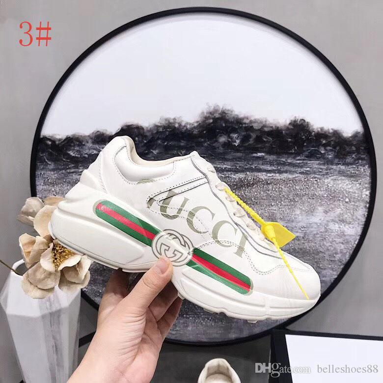 Triple S men and women fashion running sneakers luxury men's business office holiday shoes women's high sports boots