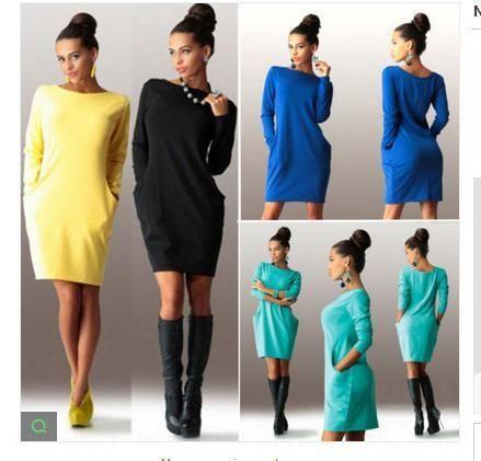 Elegante Slim-Fit-Hüfte-wickelte Kleidung mit langen Ärmeln Neue elegante Slim-Fit-Hüfte-wickelte Arbeitskleidung Kleid mit langen Ärmeln Arbeitskleid New rgtLA rgtL