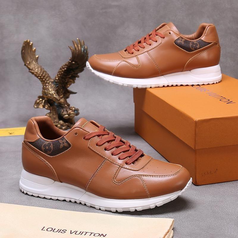 Nuovo di alta qualità degli uomini di lusso scarpe di moda Tipo scappare scarpa da tennis disegno casuale Chaussures pour hommes correnti di sport Scarpe Uomo Pelle Big S