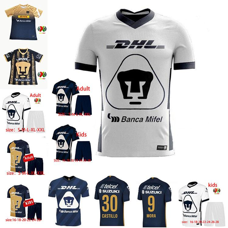 2020 2021 LIGA MX Club América de Futebol camisa de futebol 20 21 UNAM Guadalajara Chivas Cougar Tijuana
