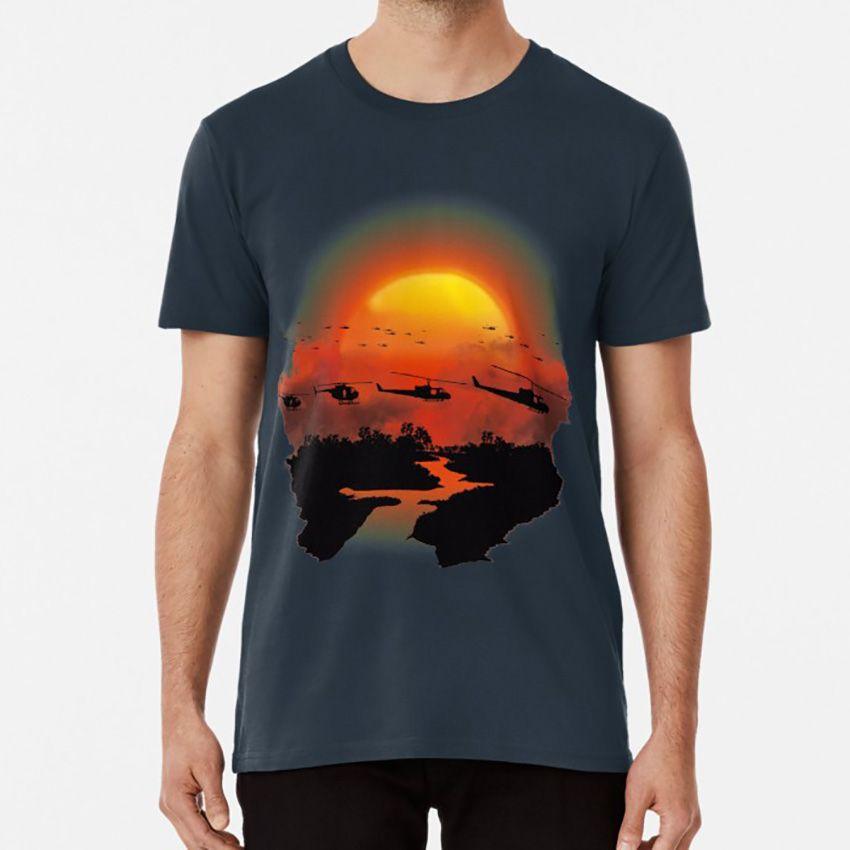 Cabalgata de las valquirias valquirias camiseta Ride película de guerra Wagner Apocalypse Now Apocalypse Now