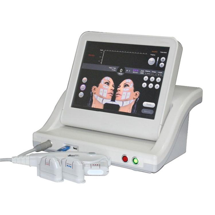 HIFU 얼굴 리프팅 바디 슬리밍 기계 피부 강화 홈 사용 접성 접성 얼굴 리프트 장치 판매