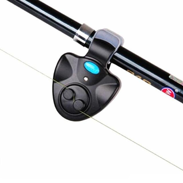 Tools LED Light Sea Bite Alarms Fishing Buffer Alert Fishing Rod Light New
