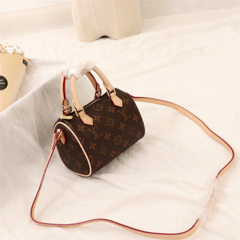 Entrega rápida das mulheres Couro Mini Bolsa Ladies Shoulder Bag Lady Messenger Bag Mão Designer de luxo Bolsas Bolsas Bolso Bandolera Venda