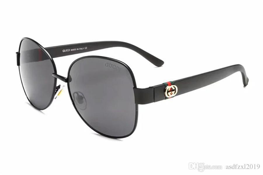 Designer Homens Mulheres piloto óculos oversized Man Woman Outdoor Sunglass Metal Frame Luxo PC Lentes Óculos Moda Turismo Sun Glasses