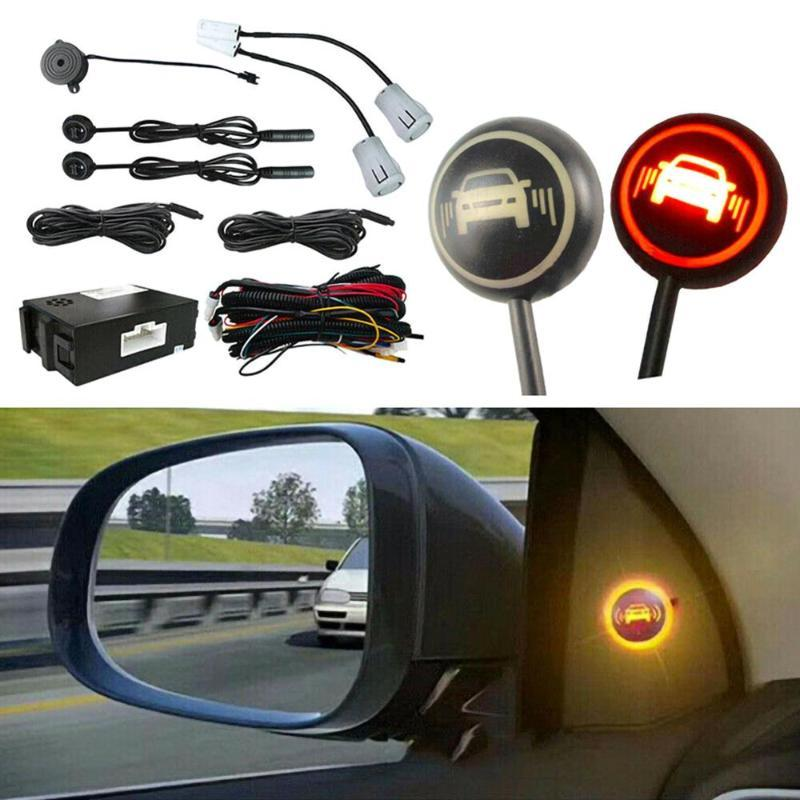 سيارة الرؤية الخلفية كاميرات وقوف السيارات مجسات عالية الجودة عمياء نقطة مراقبة نظام الاستشعار بالموجات فوق الصوتية المسافة مساعدة حارة