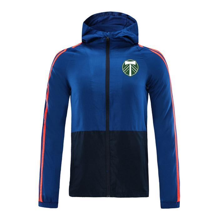 2020 marchio sportivo Portland Timbers alta fascia nuova giacca stagione di calcio della moda giacca a vento hip-hop giacca con cappuccio giacca trendy