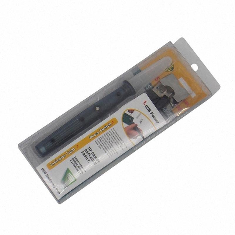Elektrikli Havya Seti Lehim Kaynak Tamir Aracı Ayarlanabilir Hızlı Isı Yukarı Taşınabilir Lehim Aracı Kiti iUx6 #