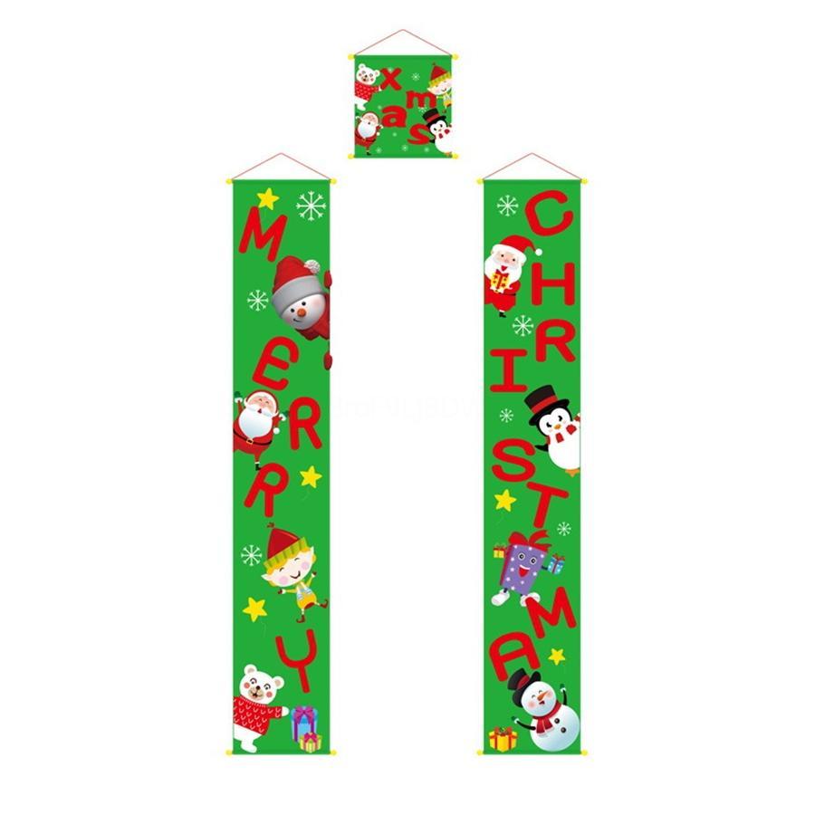 21 stili di Natale Couplets segnale di mano Bandiera 14x21cm Donald 2020 Flags Lettera Stampa Keep America drappellone Carta impermeabile a mano Wavi # 214