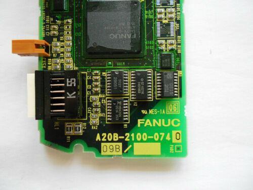 FANUC original A20B-2100-0740