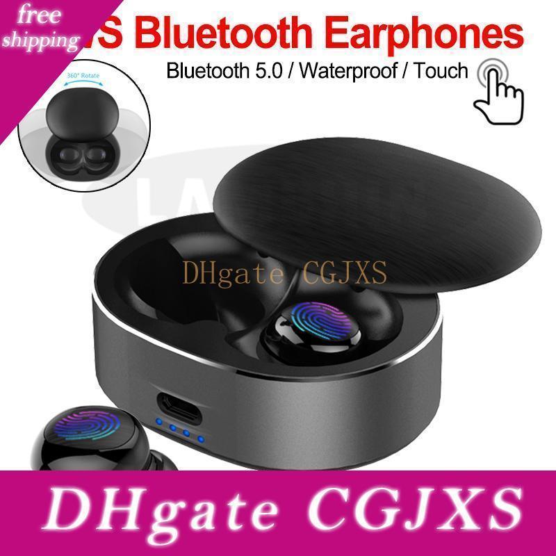 B20 sans fil Bluetooth 5 .0 Petit type de réduction du bruit du casque Tws En -Ear mains libres casque écouteurs avec emballage de détail