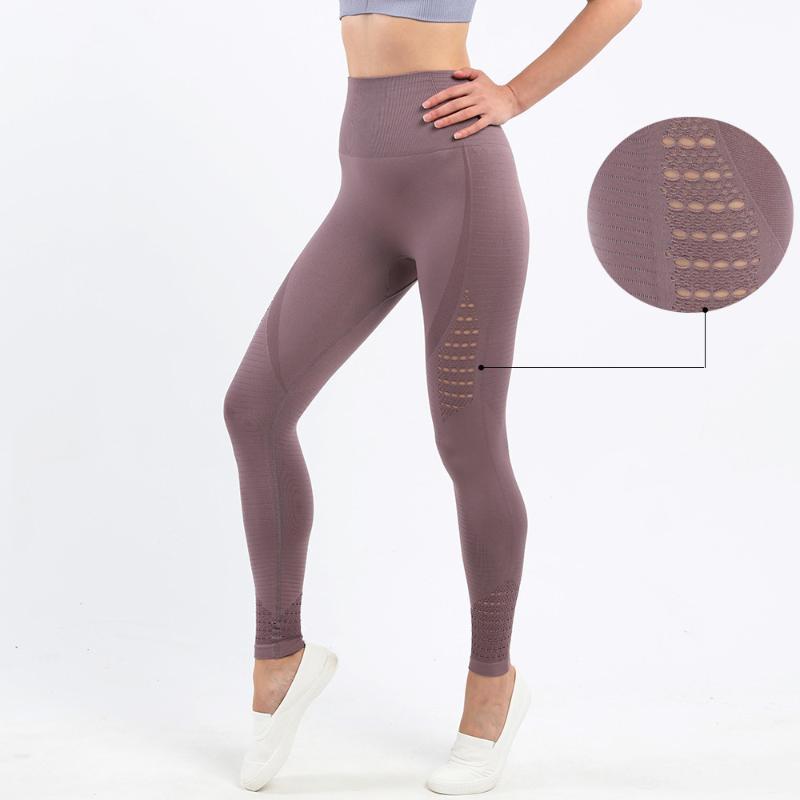Mindstream Seamless High Waist Yoga Pants Leggins Sport Women Fitness Athletic Leggings Step For Exercise Lycra Yoga Leggings