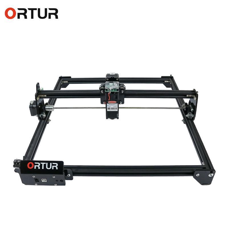 Ortur DIY alta velocidade CNC Router Kit com 20W-5.5W Módulo + Control GRBL, escultura em madeira máquina de gravura com Conselho de Controle de 32 bits