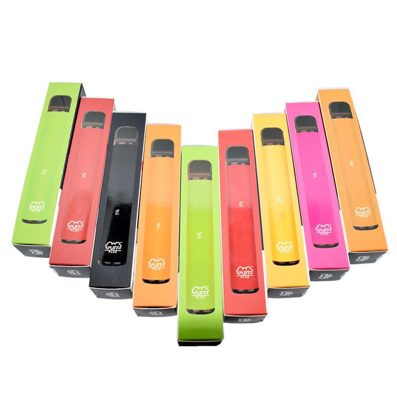 Puff bar oltre a gettare Vape Pen soffio del dispositivo 800 Puff 3.2mL preriempita baccelli Vape Cartridge 550mAh Batteria XXL FLOW sigarette e getta