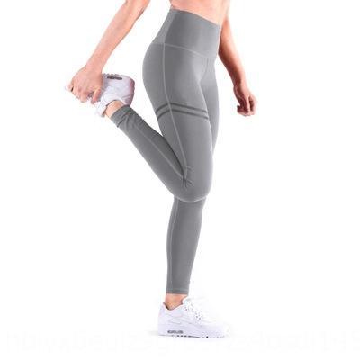 pantolon en yüksek için bel tozluk baskılı kama zrWtW Ou Yong 2019 yeni çift halkalı kadınlar kalça kaldırma Makat Sıkı kalça germe pantolon