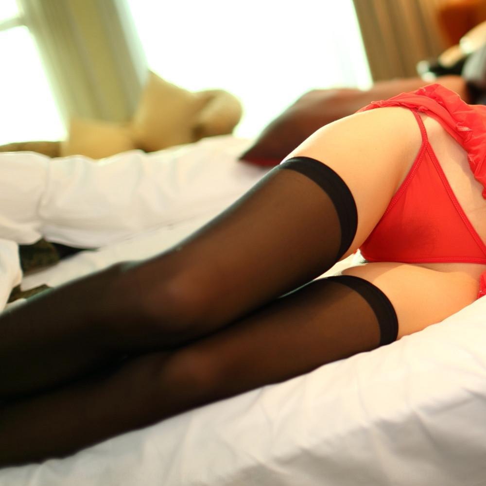drD1Z individuales descubierto atractivo medias de mujer ultra-delgada ultra-delgada anti-desprendimiento de seda medias de seda de los calcetines pueden ser fotografiados