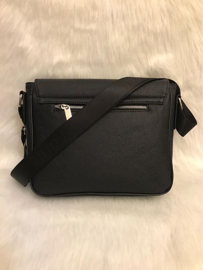 Negócios Vintage Macho Messenger Bolsas Crossbody Bag Mens 2019 DSint Couro Homens Bag Men's 41213V8 Casual Grrd