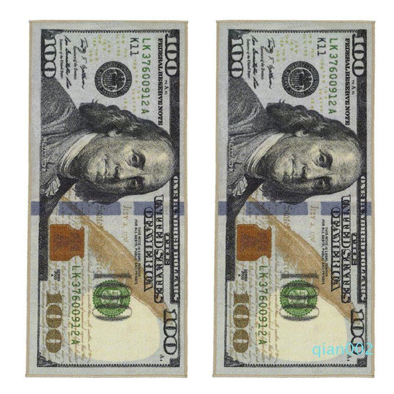 VIP Lien pour Dropshipping 100 USA Dollar Motif Tapis imprimé drôle Tapis