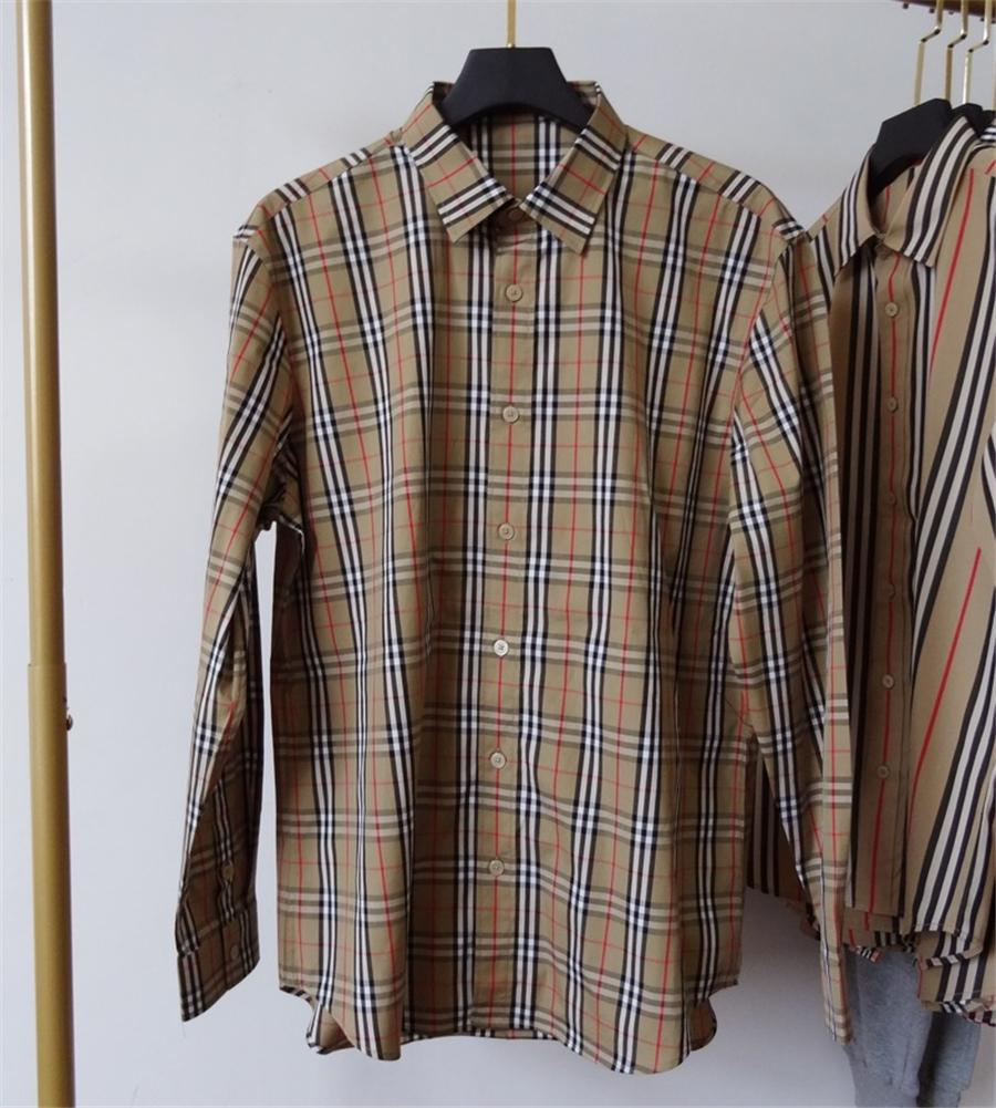 2020 Yeni Kadın Giyim, Moda Uzun Kollu Gömlek, Sokak Stili, Tam Vücut Lettered şifon Malzeme, Bluz Kadın # QA659