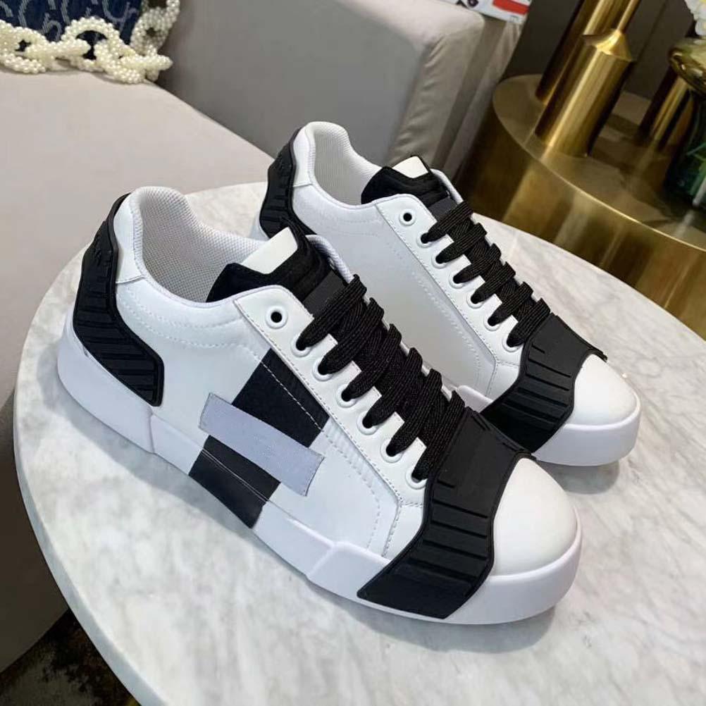 Moda Melhor couro verdadeiro qualidade Handmade Multicolor Gradiente tecido técnico sneakers sapatos mulheres famosas 02 D4