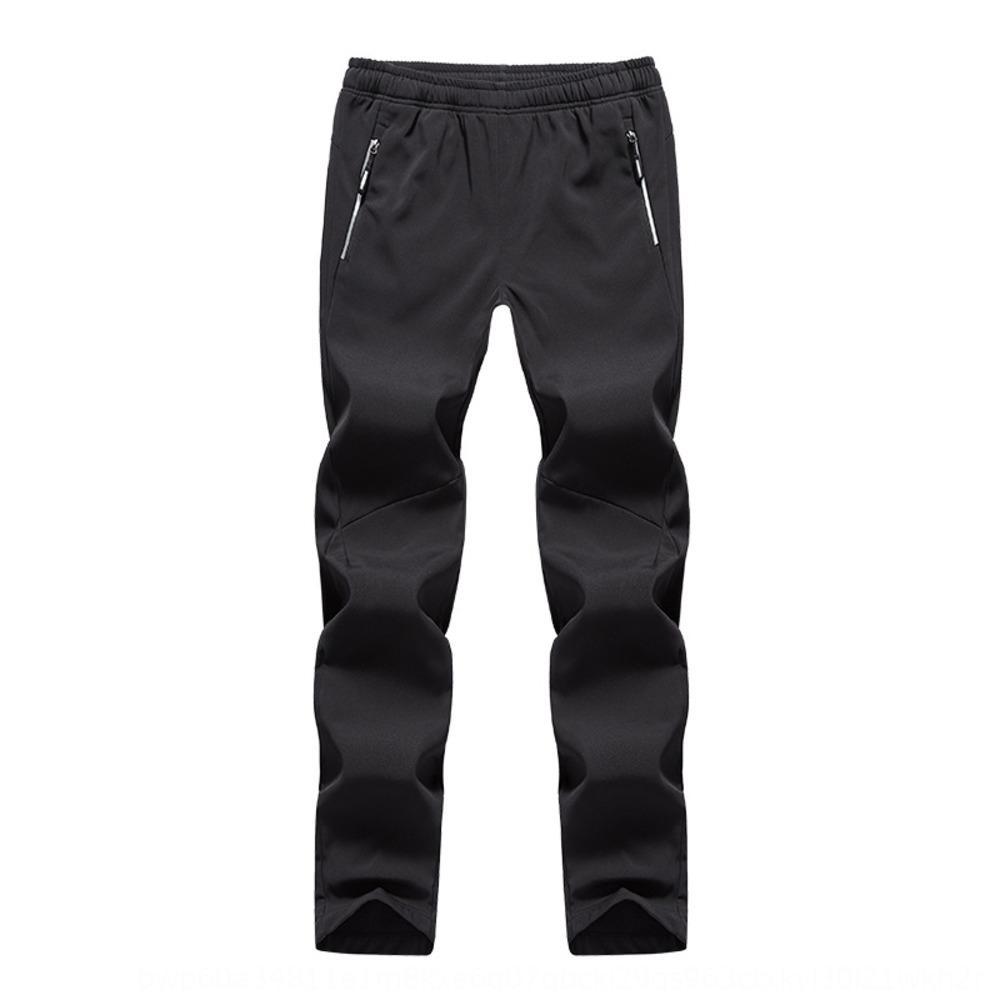 esportes ao ar livre esportes ao ar livre quente calças casual masculina de lã espessa outono e inverno quente windproof de esqui impermeável montanhismo cas