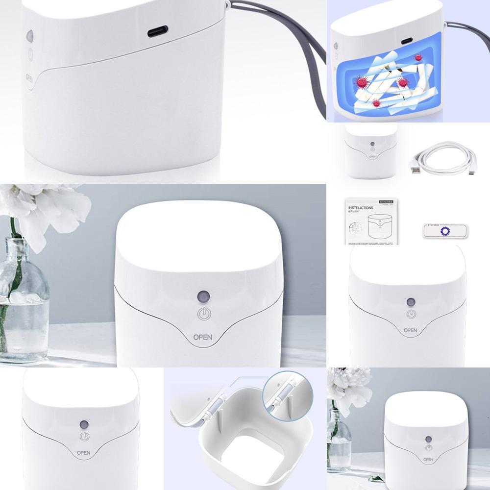 Desinfección Espejo portable del esterilizador del cuadro Máscara Más automático integral y eficiente Mul