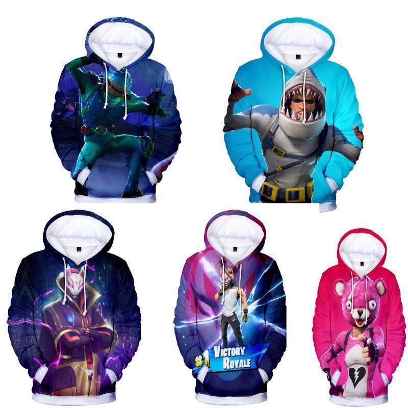 Бесплатная доставка женщина и мужчины 3D напечатаны Повседневный длинным рукавом Hoodies толстовки Streetwear Мужской пуловер толстовка