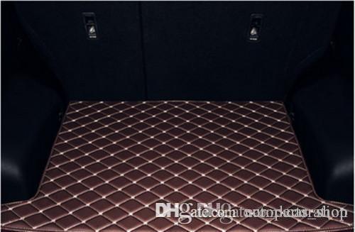 Custom car floor Trunk Cargo mat fit for Volkswagen Beetle Passat Jetta Golf CC