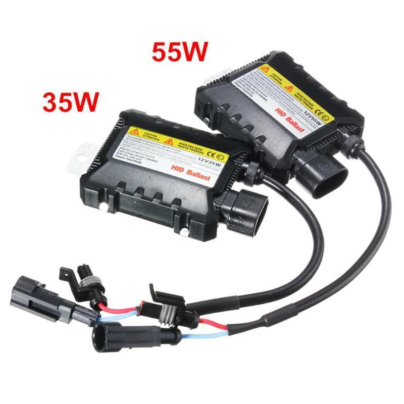 55W/35W Universal Xenon HID Replacement Conversion Kit Digital DC 12V Ballast