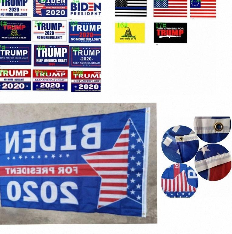 150 * 90cm 2020 Drapeau Pour Imprimé BIDEN Drapeaux BIDEN PRESIDENT vs Drapeau Trump Keep America Great pour le président USA flag LJJK2212 e6yD #