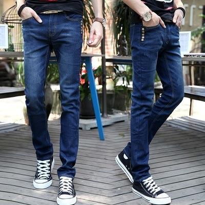 o2tQj длинные мальчики джинсы Корейских лосины стиля мужских персонализированных леггинсы брюки узкие джинсы узкого «модные VRna8 мальчики лето» модные длинные брюки