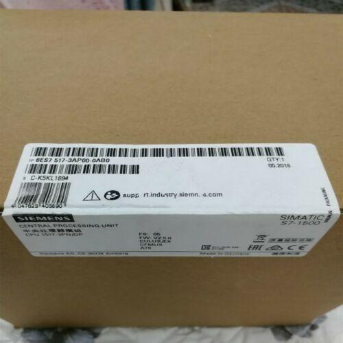 1PC новый в коробке Siemens 6ES7517-3AP00-0AB0 6ES7 517-3AP00-0AB0 голодает корабль