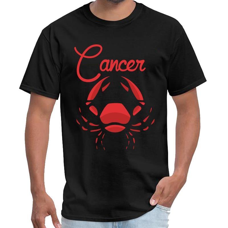 Индивидуальные Рак Знак зодиака Рак Том из финляндии тенниски мужчин шериф т рубашки XXXL 4XL 5XL 6XL верхней тройник