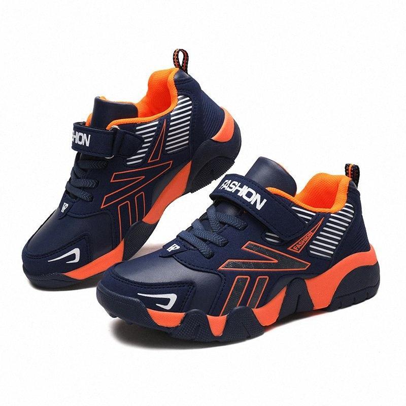 Erkek Spor Ayakkabı 2020 İlkbahar Sonbahar Yeni öğrenciler Seyahat Ayakkabı Öğrenci Sneakers Çocuk Casual Büyük Çocuk Spor büyüklüğü 28 38 Boy Ayakkabı ZQni #