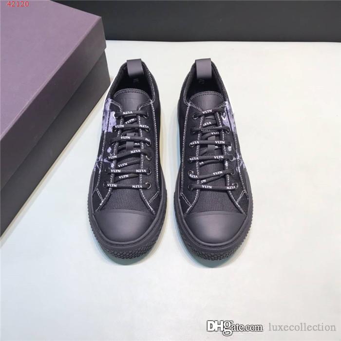 élément de camouflage Lovers le sport de lacets de chaussures casual chaussures de course à bord de plat de chaussures d'emballage d'origine