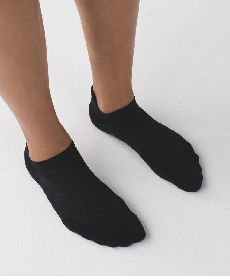 Мужчины Женщины Бренд Спортивные Носки Лето Дезодорант и Пот Поглощают дышащие Низкие мелкие хлопковые носки