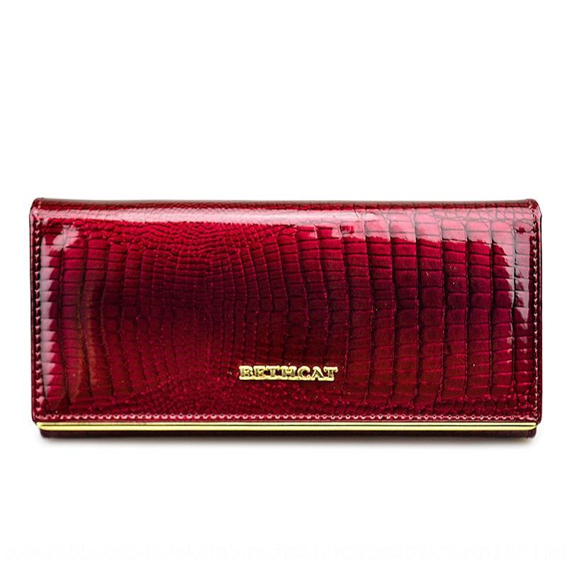 moda patente bolsa de moedas couro carteira de couro da moda bolsa bolsa carteira carteira moeda das mulheres das mulheres bolsa IHhnx