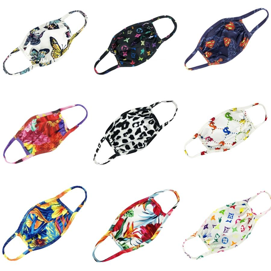 Смешные Лицевые маски Cubreboca костюмы для печатных Маски Смешные Лицевые маски Скидка Off Factory Цены Модные U Мода # 858