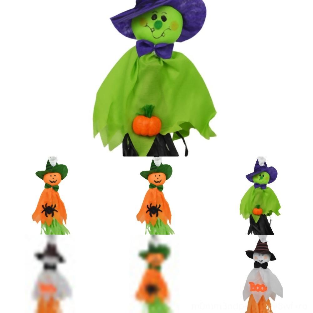 wIWTj ard disegno Materiali modello fai da te nastri Forniture fantasmi d'arte fatta a mano Props zucche di Halloween del nastro THalloween Decoration Grosgrain p