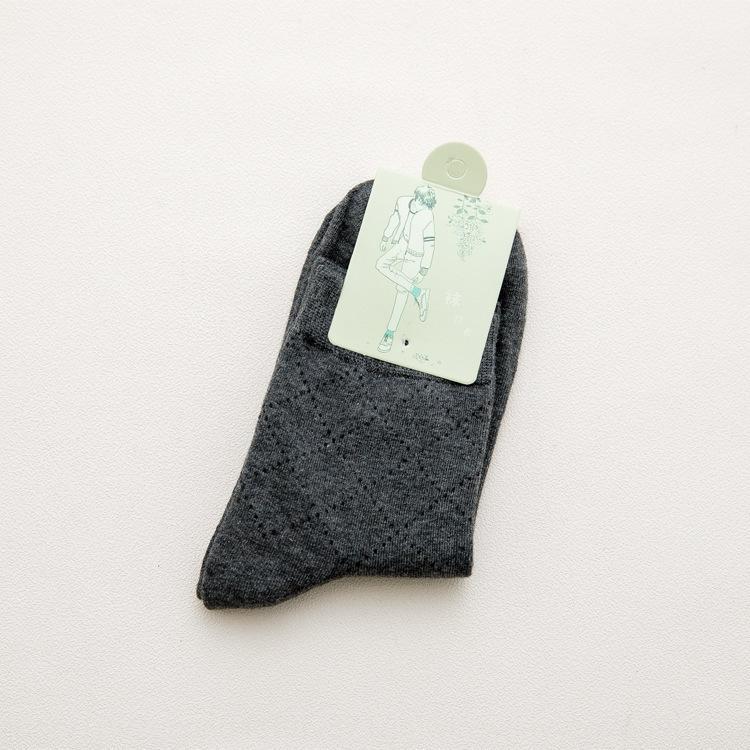 ImvBh Independiente de embalaje acanalado nueva golpeteo simple tubo media de cuatro Packagingdeodorant Estaciones de negocios independientes calcetines de los hombres de algodón puro