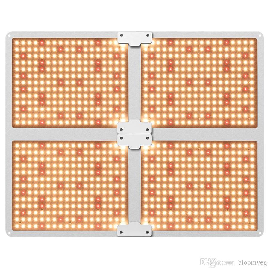 quantum led lamp board Samsung LM301B 3000k 3500k 4000k mix deep red 660nm and DIY indoor led grow light kit