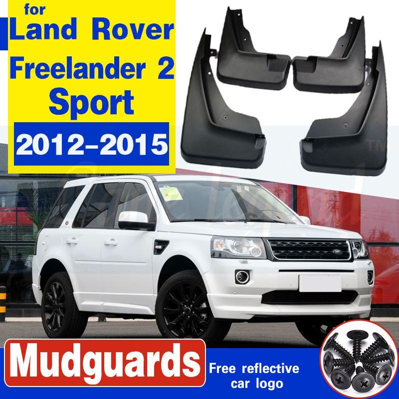 Les bavettes Front arrière voiture pour Land Rover Freelander 2 Sport LR2 2012 2013 2014 2015 2016 Bavette Splash garde-boue Garde