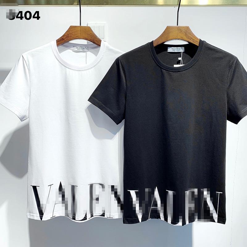 Roma « Designer » Classique Hommes Femmes unisexe T-shirts # 003 été Styliste Valen T-shirts manches courtes Casual Tops BB