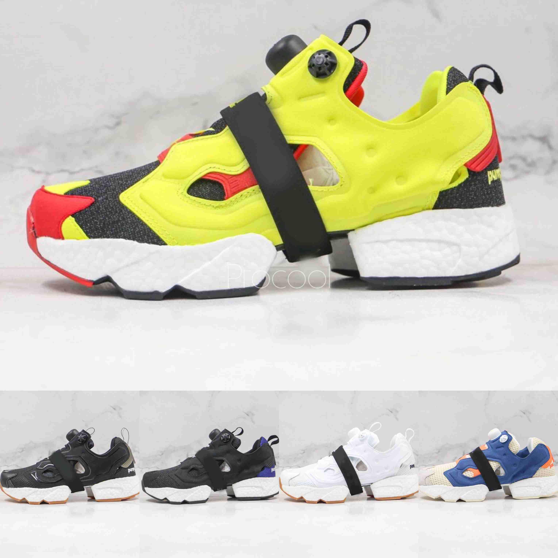 Scarpe Instapump Fury prototipo sportivo per gli uomini Olimpiadi Soddisfa atletico maschile Formazione scarpa da tennis del pattino corrente Mens scarpe da tennis delle donne di formatori di donne
