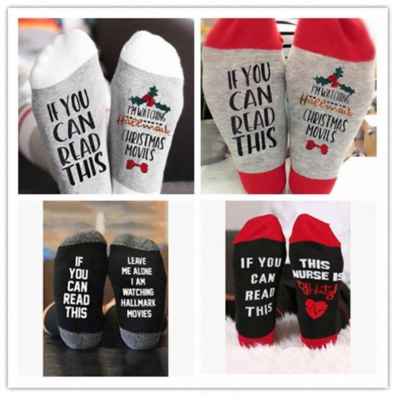 Детские носки Рождественские письма Носок Вышитые повседневные носки Joint Носок зимы теплые носки Одежда для новорожденных WY45Q jk9q #