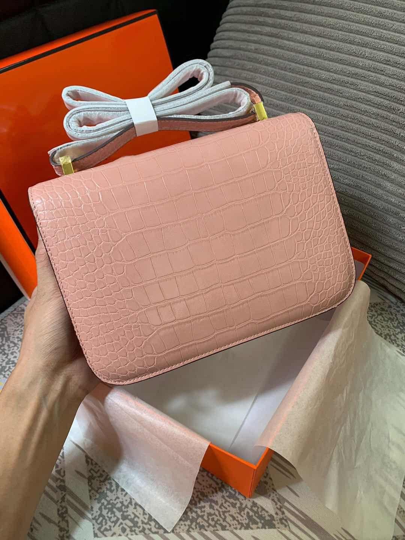 épaule classique de haute qualité motif de palme haut de gamme mode cuir de crocodile modèle sac à main dames sac crossbody must-have sac de mode