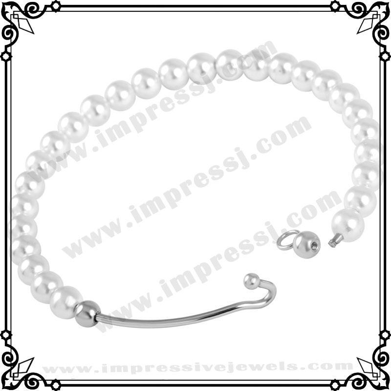 Pearl BraceletBangle 100% perla d'acqua dolce braccialetto bello braccialetto regalo dei monili 2020 le donne del nuovo modo con la sfera apribile