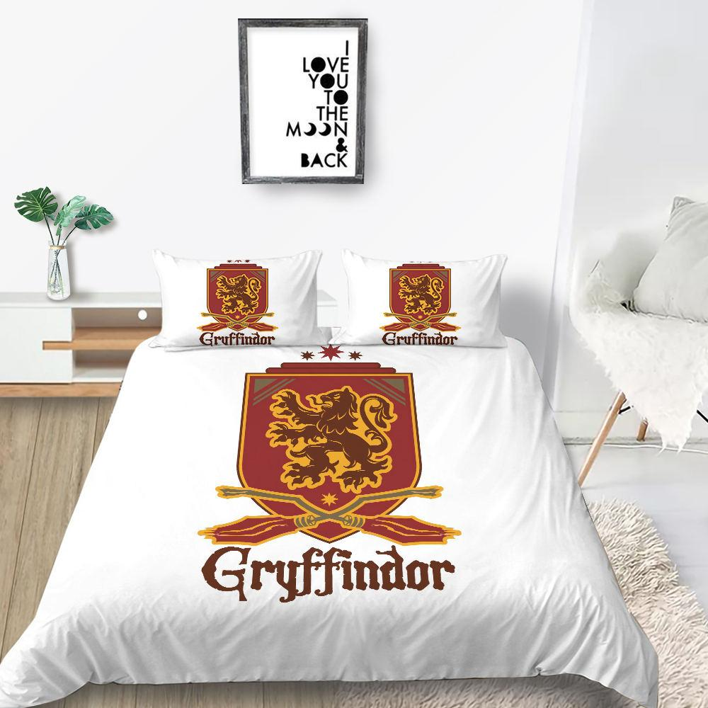 Creative Pattern Design Bedding Set King Size Duvet Cover Queen Twin Full Single Double Unique Bed Cover with Pillowcase