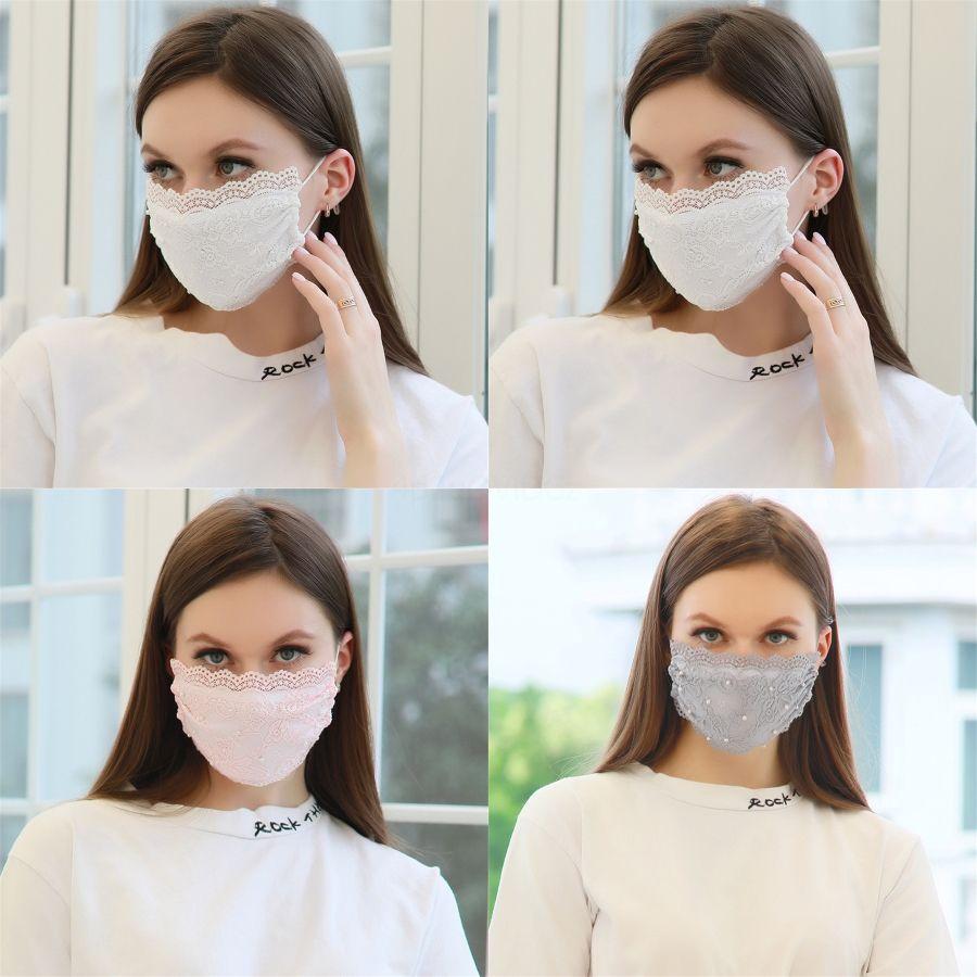 Маски для лица против пыли лица Рот MaskBreathable Prective Adult Cartoon Printed Anti-Dust Рот маска для лица # 869